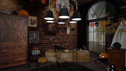 halloween - by ilcsi1860