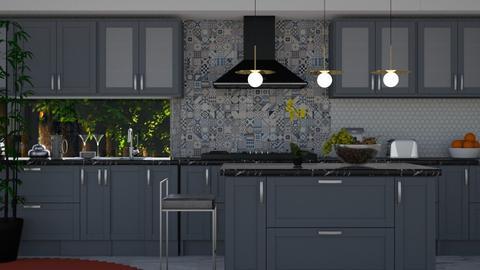 6536 - Kitchen - by likuna485
