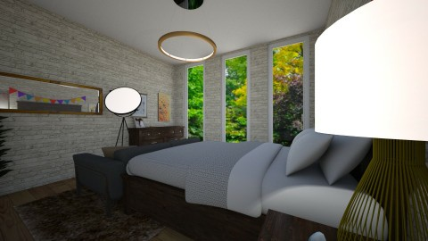 smiple room  - by Mya6