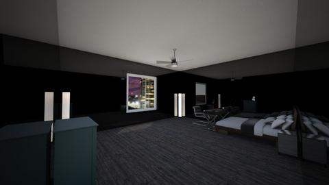 new_design - Modern - Bedroom - by DaRoomPig