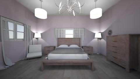 master bedroom  - Bedroom - by chloe shell