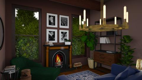 Eclectic greenhome - Eclectic - Living room - by 2008665