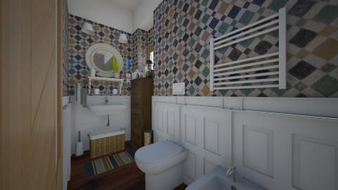 COASTAL bath - Vintage - Bathroom - by limina88