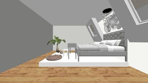 daisys room - Modern - Bedroom - by allyballymay