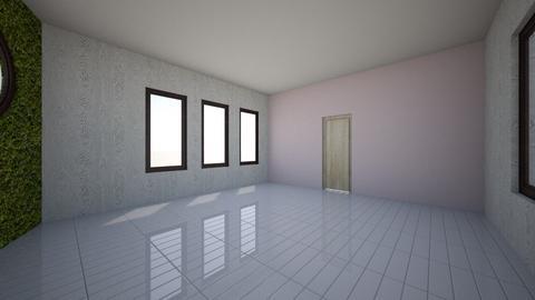 Learning_01 - Living room - by melecityjones