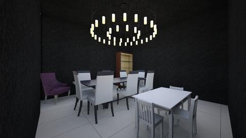 Dining Room - Modern - Dining room - by jasminecalloway