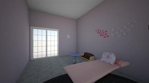 Via - Vintage - Kids room - by Trista Montenegro