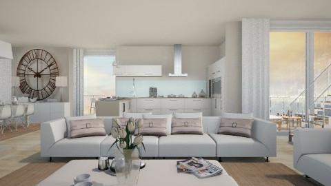 apartment - by annasig