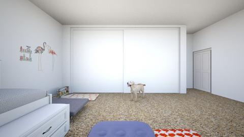 Outdoor and Bedroom  - Bedroom - by Sageybear12