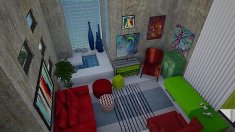 Home Art C Jan 19 - Global - by Claudia Alvarez_150