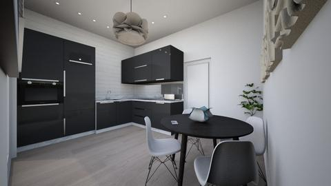 CUCINA APPRTAMENTO 7 MONF - Kitchen - by simona30784