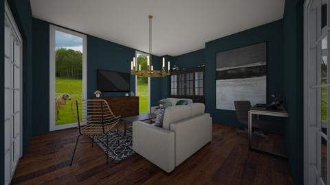 Sheep Meadow Living Room - Living room - by Seattle2424