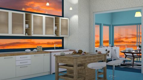 497 - Kitchen - by Jade Autumn