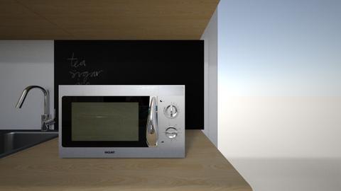 New Kitchen w bthrm - Kitchen - by Kmstyles84