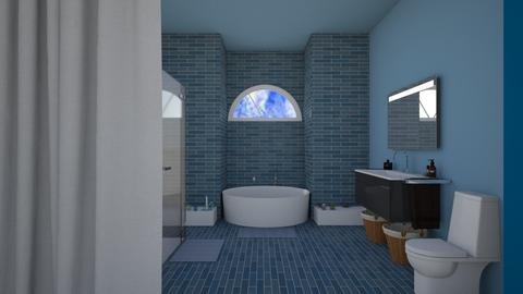 House_Guest Bath - Bathroom - by abbyt94