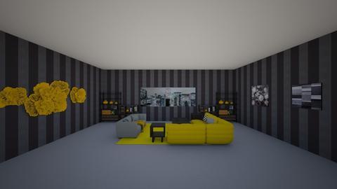 yellow - by Natasha Romanoff