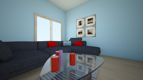 Living - Modern - Living room - by Aude Rosewalker