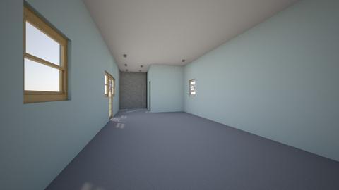Student Dorm 1 - Minimal - Bedroom - by DSmith90