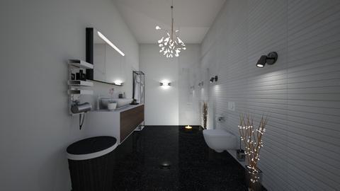 diyora - Bathroom - by diwka