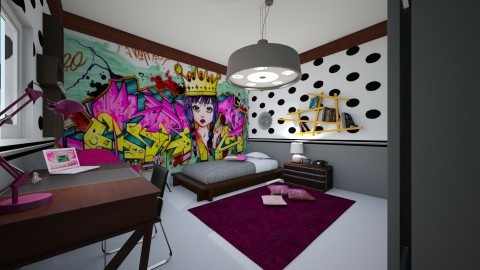 621017a - Modern - Kids room - by matina1976
