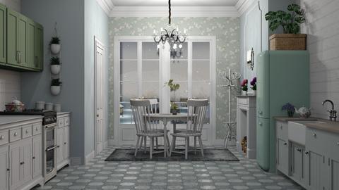 SC Kitchen 2 - Kitchen - by lovedsign