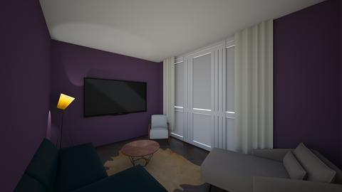COLLINGWOOD _ TV ROOM - by jendavis