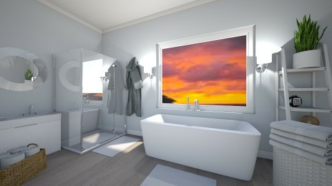 master space - Bathroom - by marble101