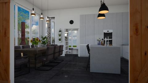 Kitchen - Kitchen - by TRMVM