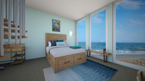Katelyn SR Bedroom - Bedroom - by GeneralSweet17
