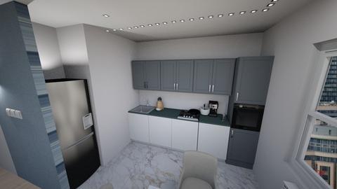 kitchen view 2 - Living room - by KarinaAv