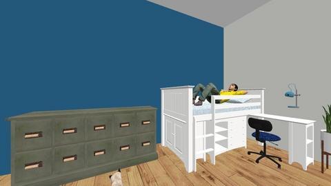 Hazel - Kids room - by weasls are cool