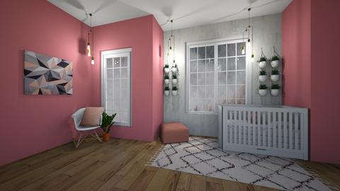 baby room - by izzymondo