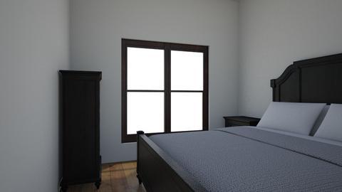 Master bedroom - Bedroom - by ramaj23