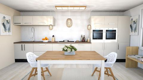 scandinavian - Modern - Kitchen - by zayneb_17