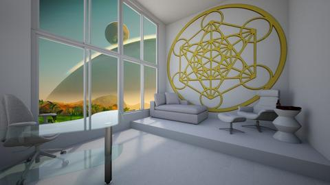 QuantumHealing5D - Office - by Daisy de Arias
