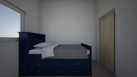 ashtons room - Bedroom - by Nicoleknecht