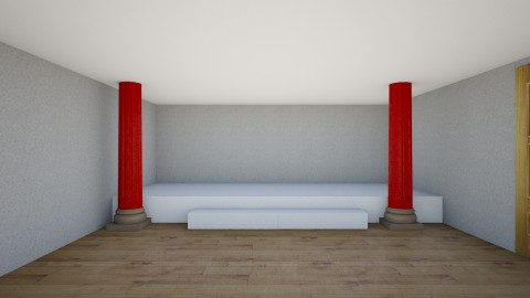 room - Living room - by Diego Cantanhede