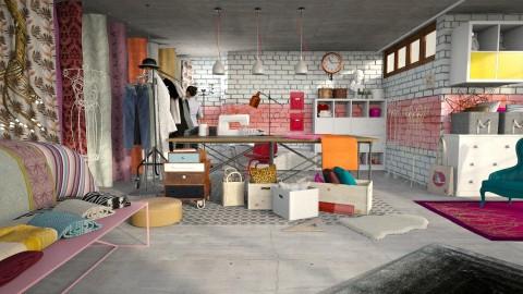 Make it fashionable - by Liu Kovac