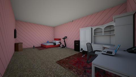 Master Bedroom - Bedroom - by dorkdiaries4eva