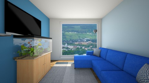 sergiu8 - Living room - by misterds