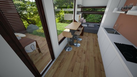2 trailer tiny house - by ILHmariane