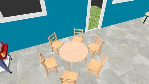 Play Room - Kids room - by CZUGKGABUGCAJWVLKHQPQVEZNAHHKQR