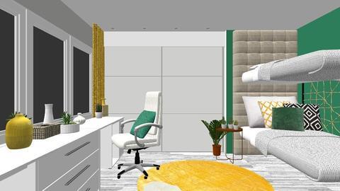 my room - Bedroom - by Vlad Silviu
