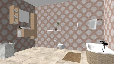kitiya - Bathroom - by kitiya