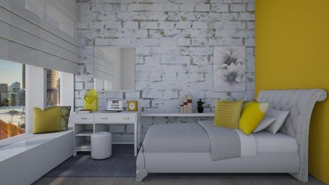 Erins Room - Rustic - Kids room - by averysophia18