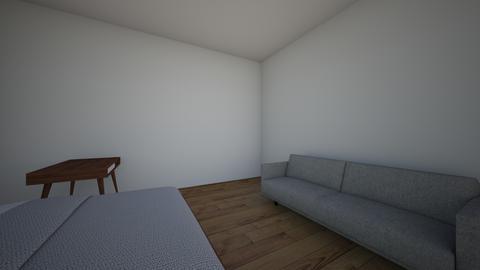Miguel Antor - Bedroom - by karlitajmlm