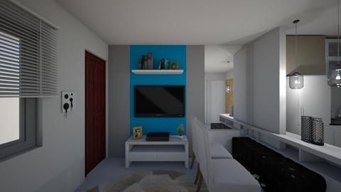 sala 3 - Living room - by gisigoli