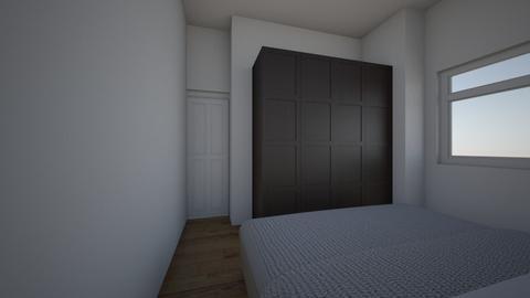 Bedroom - by spoonz