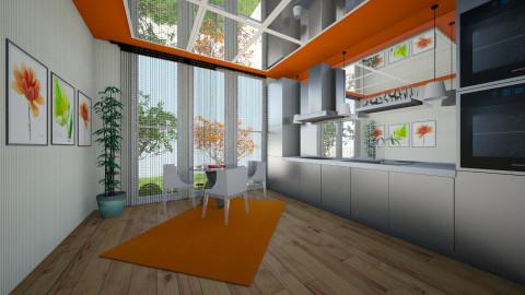 my kitchen - Modern - Kitchen - by kanatsizmelek