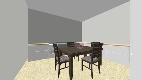 1f - Kitchen - by abood3